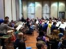 Orchesterprobenbesuch